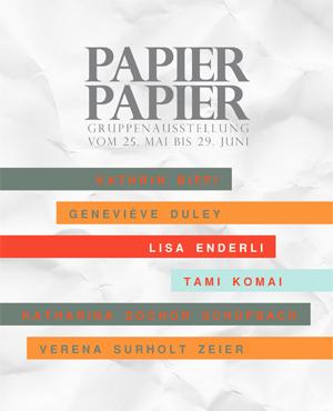 Papier, Vogtei, Herrliberg