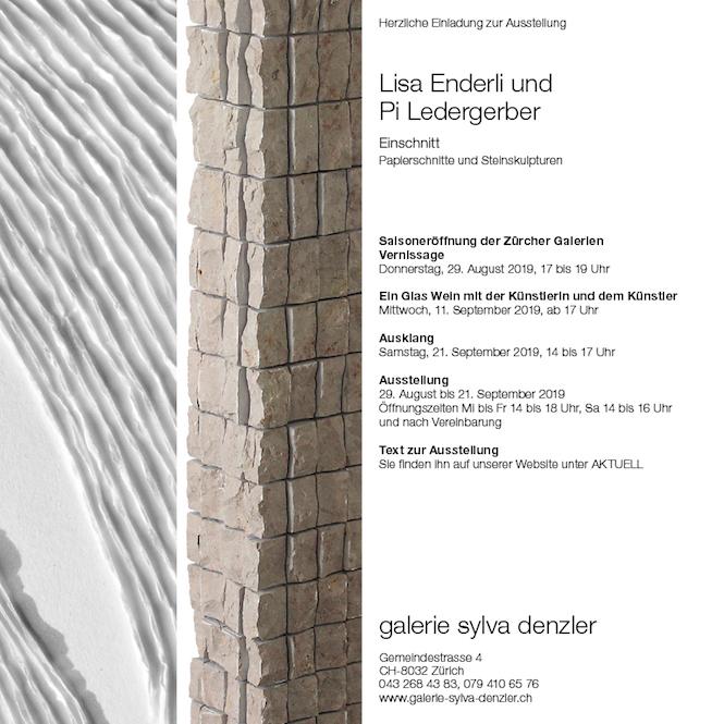 Lisa Endlerli und Pi Ledergerber