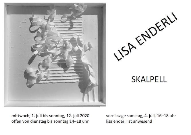 Lisa Enderli - Skalpell